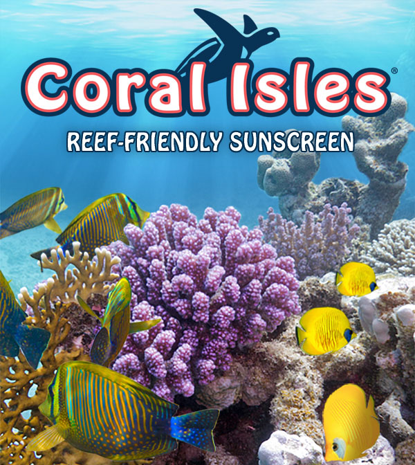 Coral Isles - Reef Friendly Sunscreen