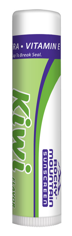 Kiwi SPF30 Rocky Mountain Sunscreen Lip Balm